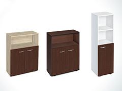Модули за офис Венге, Сонома, Астра, Бетон