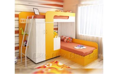 Двуетажно легло Фреш