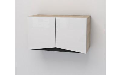 Шкаф за стена с врати Марти М7