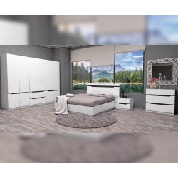 Спален комплект Аляска - Конфигурация № 1