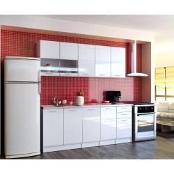 Кухня Бианка - Бял гланц