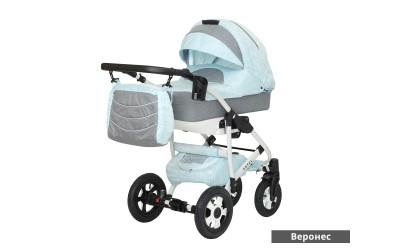 Бебешка количка Estel - текстил