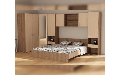 Спален комплект Мадрид Е
