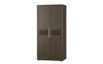 Двукрилен гардероб 2Д TOKIO - венге