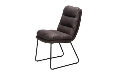Трапезен стол К306 - тъмно кафяв