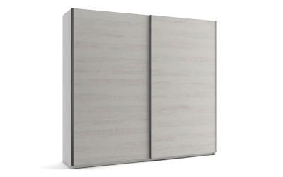 Среден гардероб с две плъзгащи врати МОД 7 - Бор Касина - 240 см.