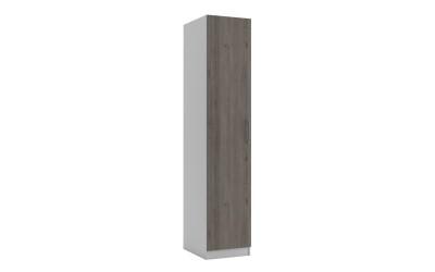 Еднокрилен гардероб МОД 1 - Дъб Давос Трюфел - 45 см.