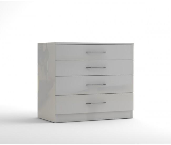 Скрин с четири чекмеджета
