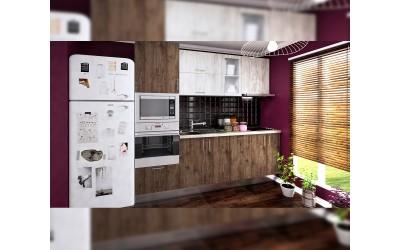 Кухненско обзавеждане Хит 1 - с цял термоплот