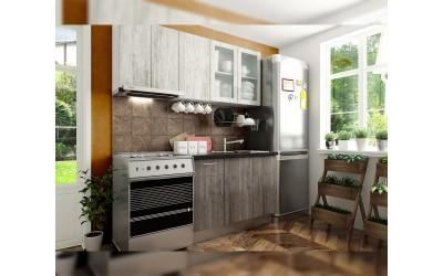 Кухненско обзавеждане Хит 5 - с цял термоплот
