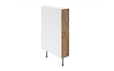 Долен кухненски шкаф-бутилиера Хит М10 Амалфи - 15 см.