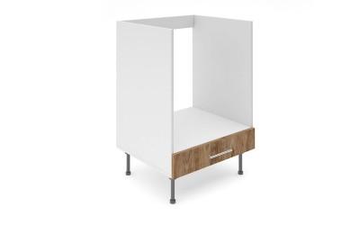 Долен кухненски шкаф за вграждане на фурна Хит М9 Амалфи - 60 см.