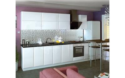 Кухня MDF Гланц 320 с термоплот