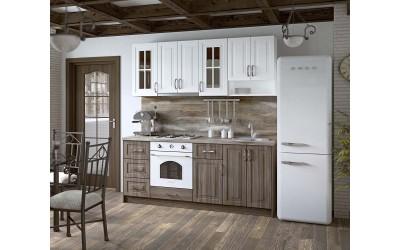 Кухня MDF Винтидж 202 с термоплот