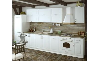 Кухня MDF Винтидж 320 с термоплот