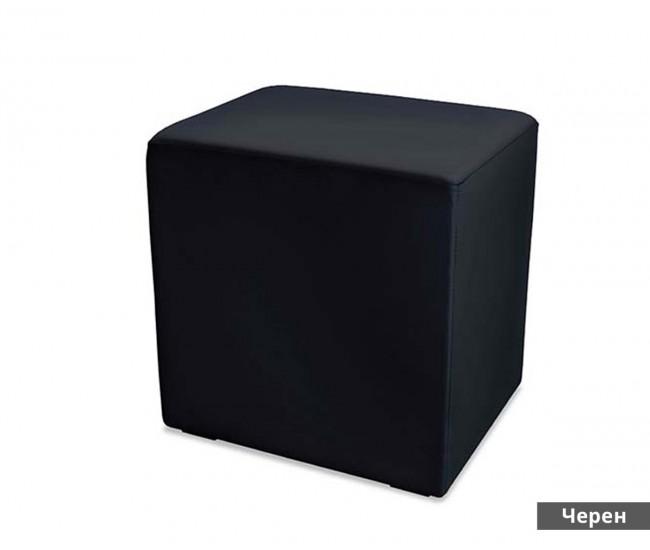 Табуретка Кубо - Черен