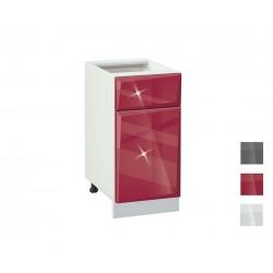 Долен шкаф за кухня Гланц MDF 411 - 40 см.