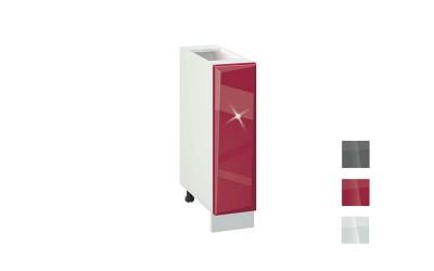 Долен шкаф за кухня Гланц MDF 201 - 20 см.