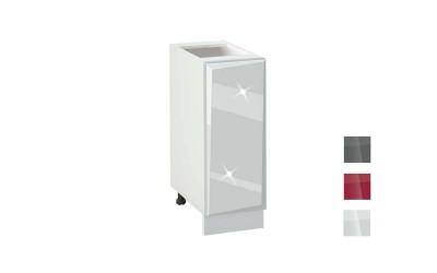 Долен шкаф за кухня Гланц MDF 250 - 25 см.