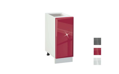 Долен шкаф за кухня Гланц MDF 301 - 30 см.