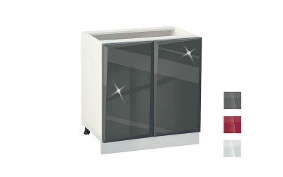 Долен шкаф за кухня Гланц MDF 802 - 80 см.
