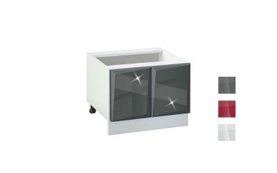 Долен кухненски шкаф за Раховец Гланц MDF 601 Р - 60 см.