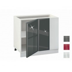 Долен кухненски шкаф за ъгъл Гланц MDF 1001 - 100 см.
