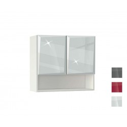 Горен шкаф за кухня Гланц MDF 80 Р - 80 см.