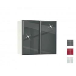 Горен шкаф за кухня Гланц MDF 80 - 80 см.