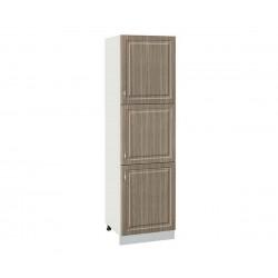 Колонен кухненски шкаф с рафтове Винтидж MDF 603 - 60 см.