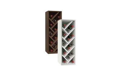 Горен шкаф за вино 28