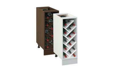 Долен шкаф за вино 280
