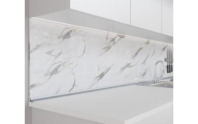 Термогръб Бял гранит гланц