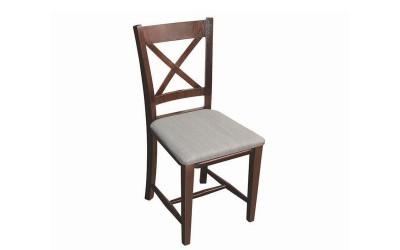 Трапезен стол Дениз - Орех