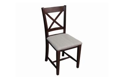 Трапезен стол Дениз - Венге