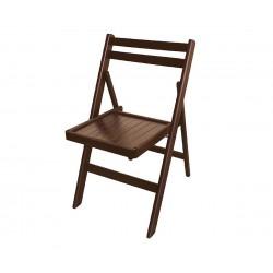 Сгъваем стол Ангел без тапицерия - Орех