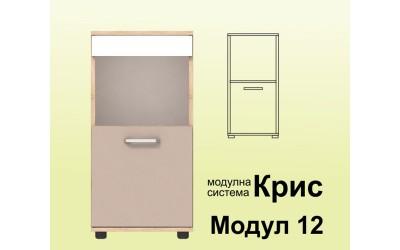 Шкаф Крис М12