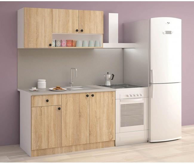 Блок кухня Мареа 2 - 130 см.