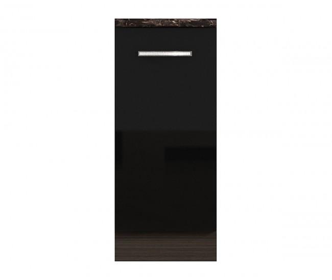 Долен кухненски шкаф с една врата Елинор В61 МДФ - 35 см.