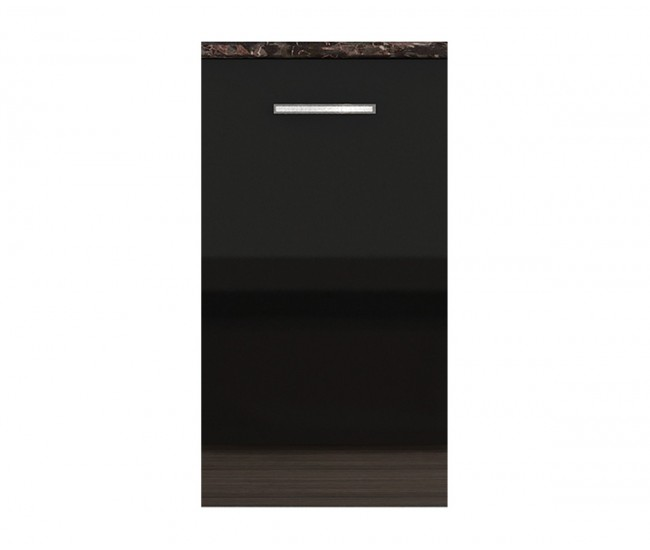 Долен кухненски шкаф с една врата Елинор В72 МДФ - 45 см.