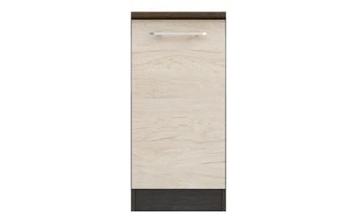 Долен кухненски шкаф Ванеса B5 с една врата - рокфорд лайт/дъб карбон - 40 см.