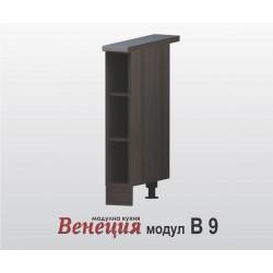 Долна етажерка - Венеция B9