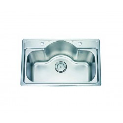 Кухненска мивка алпака ICK 8050P - за вграждане - до изчерпване на количествата