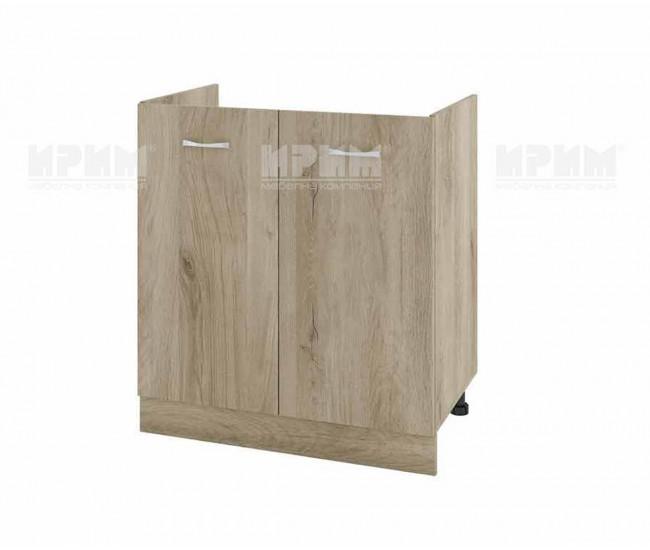 Долен кухненски шкаф за бордова мивка Сити АРДА-30 - 80 см. - сонома арвен