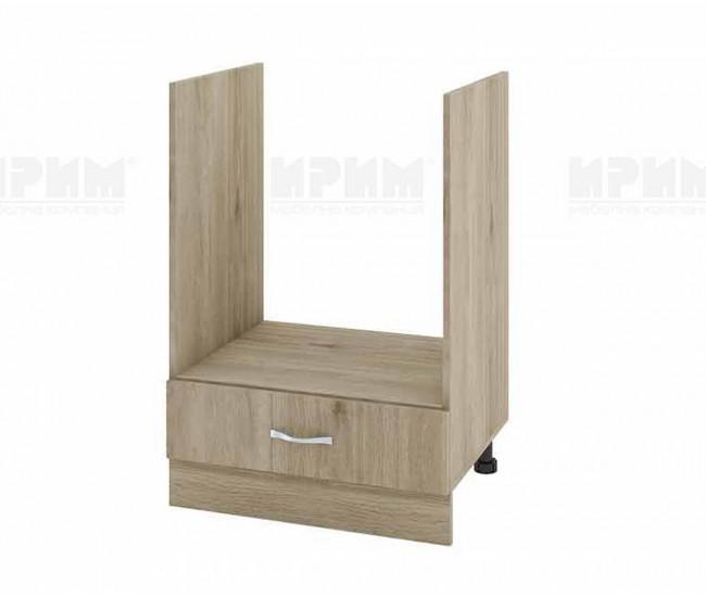 Долен кухненски шкаф Сити АРДА-36 за фурна - 60 см. - сонома арвен