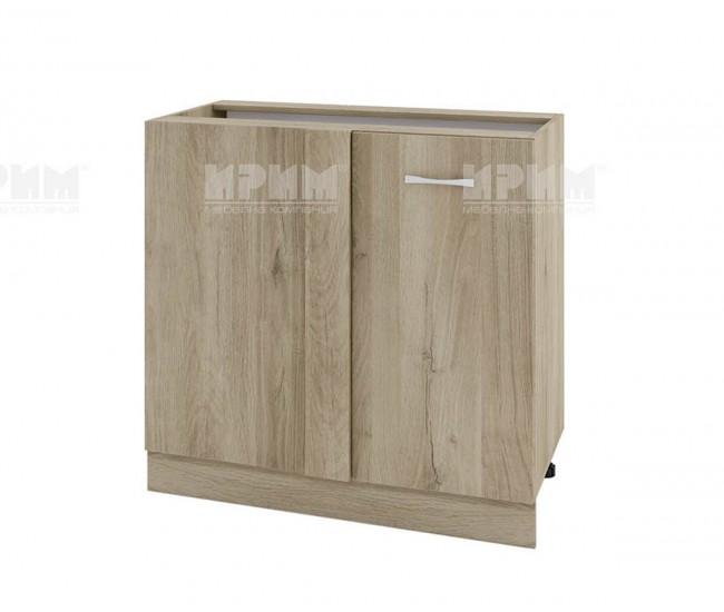 Долен кухненски шкаф за ъгъл с врата Сити АРДА-42 - 90 см. - сонома арвен