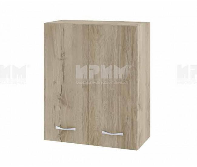 Горен кухненски шкаф Сити АРДА-3 с две врати - 60 см. - сонома арвен