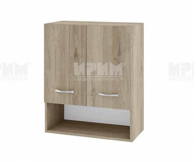 Горен кухненски шкаф Сити АРДА-7 с две врати - 60 см. - сонома арвен