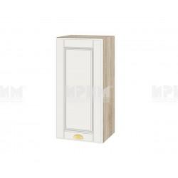 Кухненски горен шкаф Сити АРФ-Бяло мат-09-16 МДФ - 35 см.