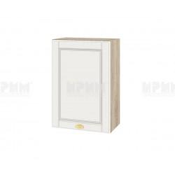 Кухненски горен шкаф Сити АРФ-Бяло мат-09-18 МДФ - 50 см.